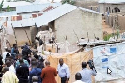 Six personnes ont été tuées dans l'attaque et 10 autres blessées.