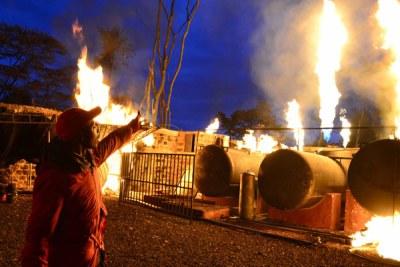 Kenyan Gas Depot Blast