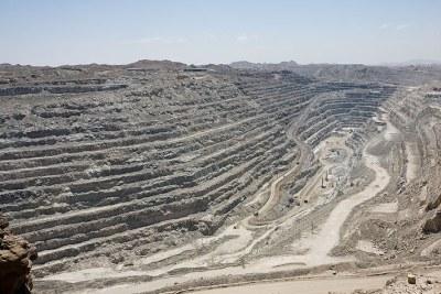 (Photo archive) - Une mine d'uranium en Afrique