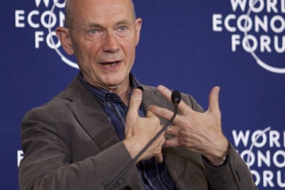 Pascal Lamy, Director-General of the World Trade Organization.
