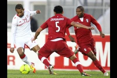 équipe de football tunisienne