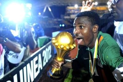 Cette joie du capitaine des Chipolopolo risque de se répéter difficilement au terme de la CAN 2013 vue les mauvais résultats qu'enregistre la Zambie avec ses matchs de préparations