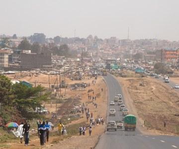 Building Africa's Infrastructure