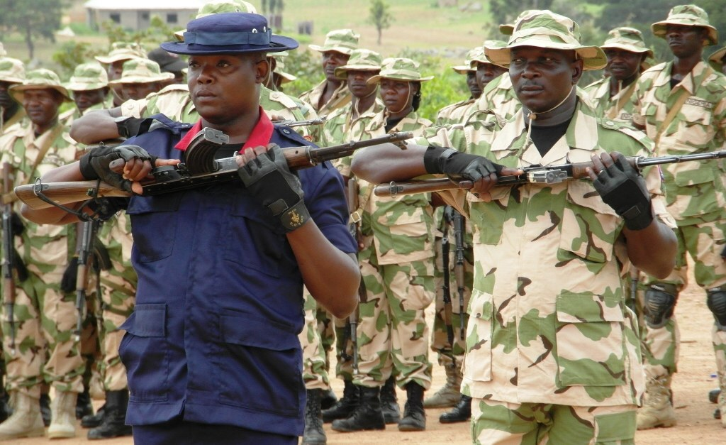 How Trained Are Nigerian Security Agents? - allAfrica com