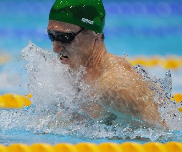 South Africans Shine in Olympics Water Sports