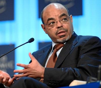 Ethiopian Prime Minister Meles Zenawi Dies
