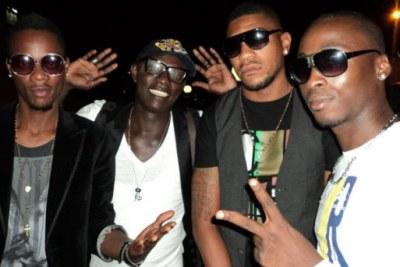 Rappeurs réunis Kinshasa