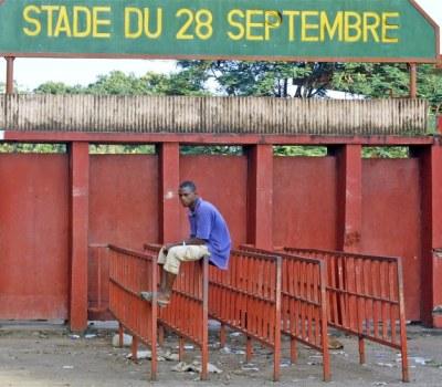 Trois ans après: Larmes vives et volonté de fer en Guinée