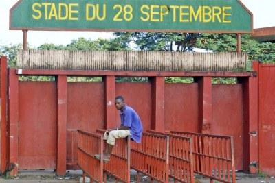 En 2009, des centaines de personnes ont été tuées ou blessées et des centaines de femmes violées dans le stade du 28 septembre