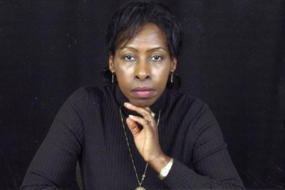 Scholastique Mukasonga: Her book describes life in an isolated elite girls school and the tensions between Hutu and Tutsi pupils.