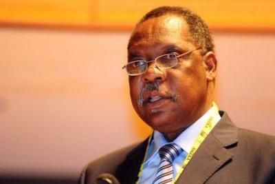 Issa Hayatou, Président de la CAF