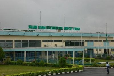 Enugu Airport.