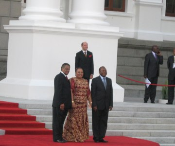 South Africa: State of The Nation Address