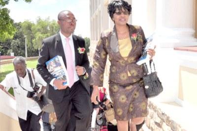 New Prime Minister Saara Kuugongelwa-Amadhila