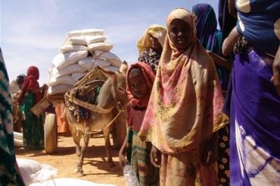 (archive) Aide alimentaire - Corne de l'Afrique