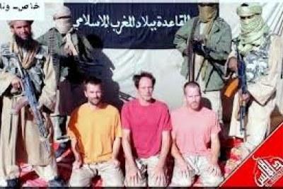 Des otages d'AQMI
