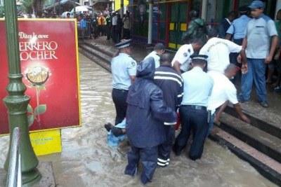 Pluies diluviennes : Onze morts dans les inondations
