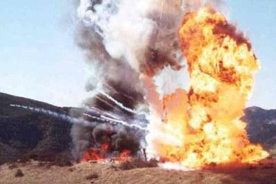 Explosion d'une troisième mine à Djebel Châambi