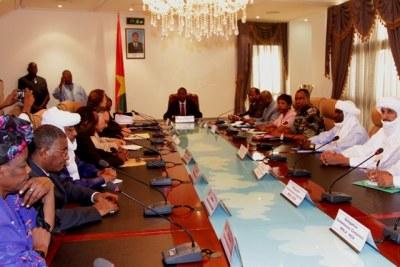 Un accord cadre en vue pour une sortie de crise au Mali