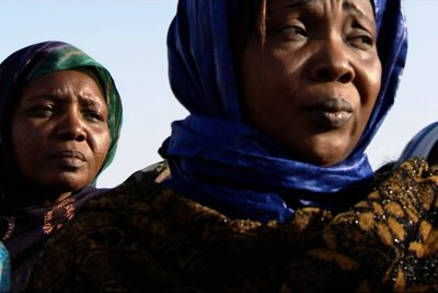 Victims of former Chadian dictator Hissene Habre.