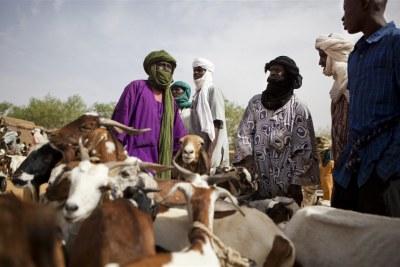 Pastoralists (file photo).