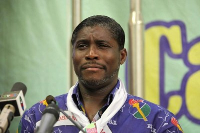 Téodorin Obiang Nguema