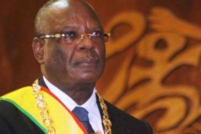 Ibrahim Boubacar Keïta investi à la présidence au Mali
