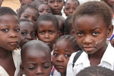 Des enfants sur les lignes de front dans la province du Katanga, en République démocratique du Congo (RDC)
