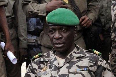 Capitaine Amadou Haya Sanogo