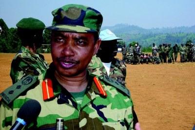 Rwandan dissident Patrick Karegeya was assassinated in South Africa last year (file photo).