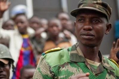 Le colonel Mamadou Ndala, était le commandant de l'Unité de Réaction Rapide des Forces armées de la RD Congo (FARDC).