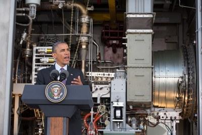 President Obama Speaks at Ubungo Symbion Power Plant