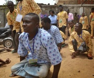 Graduation at TY Danjuma Foundation-Supported Training Institute in Kaduna