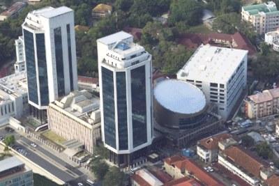 Bank of Tanzania (file photo).
