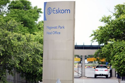 Eskom Megawatt Park (file photo).