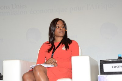 Ijeoma D. Agboti (Director, The Abraaj Group) was on the Private Equity panel during the African Development Forum (IX) in Marrakech, Morocco, October 12 - 16. The panel included Anne-Marie Chidzero, Microfinance Investment Company Ltd, Bowman Gilfillan; Mr. Nathan De Assis, Executive Director, Equity Capital Resources Plc and Mike Casey, Founding Director, Consulting Services, EMPEA. They discussed the state of Private Equity markets on the continent and ways to access it for infrastructure development.