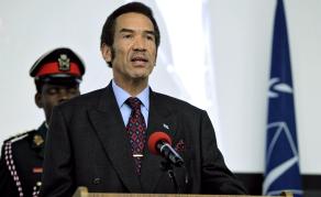 Why Botswana's Ex-President Ian Khama Quit His Party