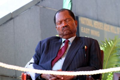 Booted out: Zanu-PF national spokesperson Rugare Gumbo.