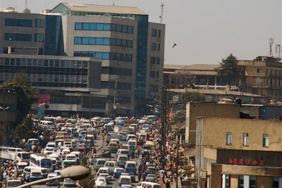 Addis Ababa (file photo).
