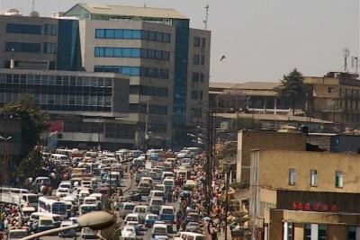 Addis Ababa (file photo).