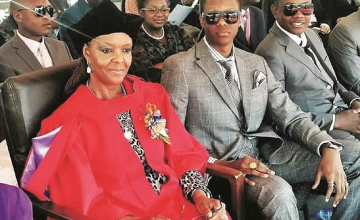 Zimbabwe: Mugabe's Wife Opens Up On Family - allAfrica.com