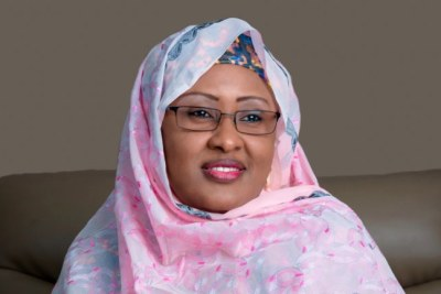 Aisha Buhari, Nigeria's First Lady