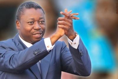 Faure Gnassingbé a remporté l'élection présidentielle du 25 avril avec 58,75% des suffrages