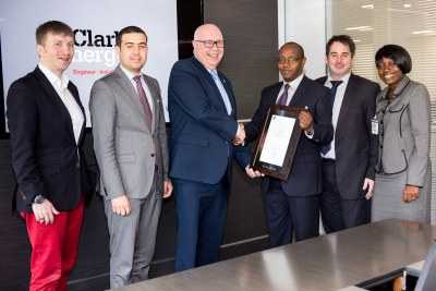 GE Announces Clarke Energy as Jenbacher Gas Engines Distributor for Cameroon