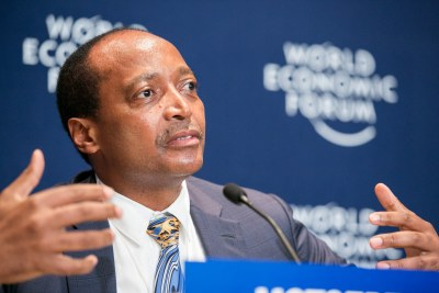 Patrice Motsepe (file photo).