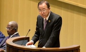 Addis Talks On Finance Crucial for Development