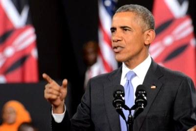 Le Président américain Obama inflige sa première sanction au gouvernement burundais.
