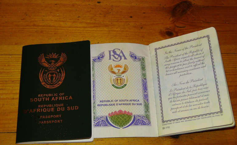South Africa: Citizens Want Foreign Passports As a 'Plan B