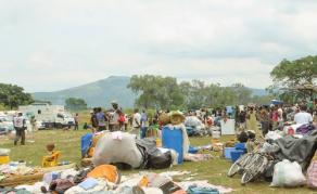 Des Congolais tués en marge d'une opération d'expulsion en Angola