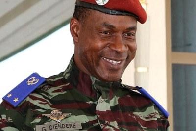 General Gilbert Diendéré